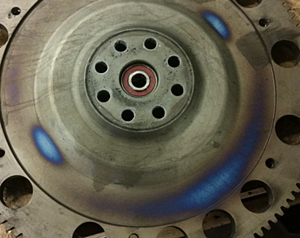 Clutch Failures with More Power