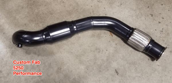 Custom Exhaust Fabrication