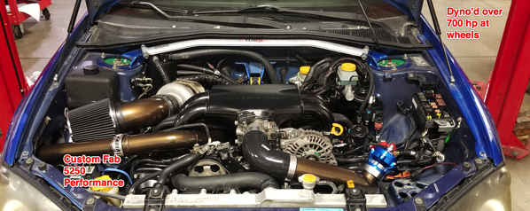 Performance Engine Builds