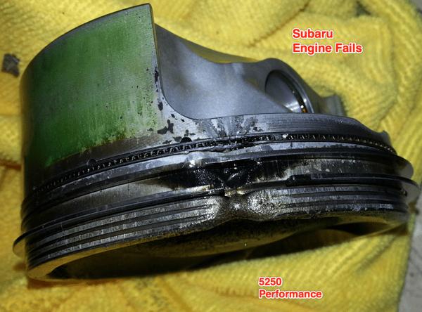 Subaru Engine Failures