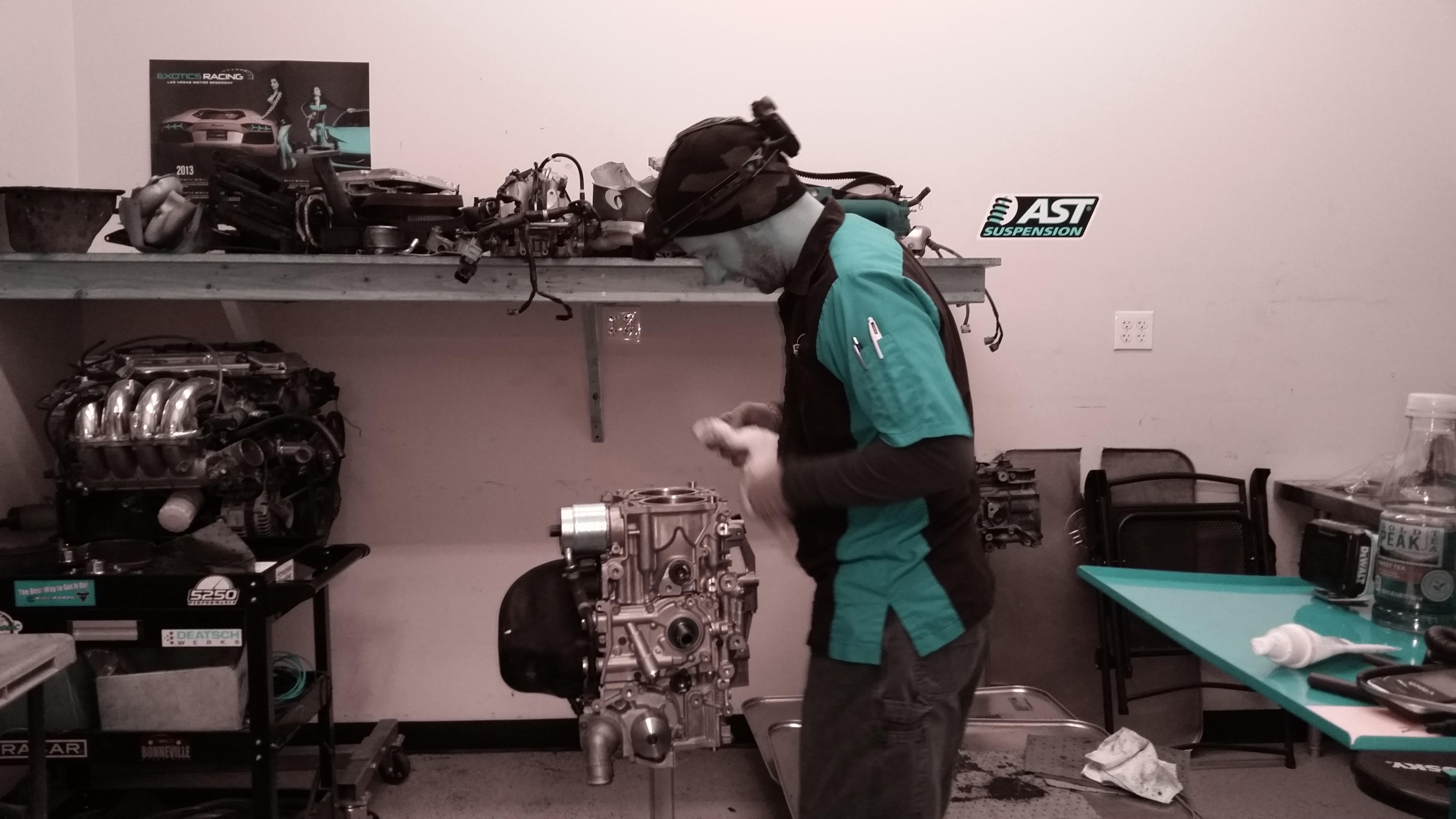 Subaru Engine builder
