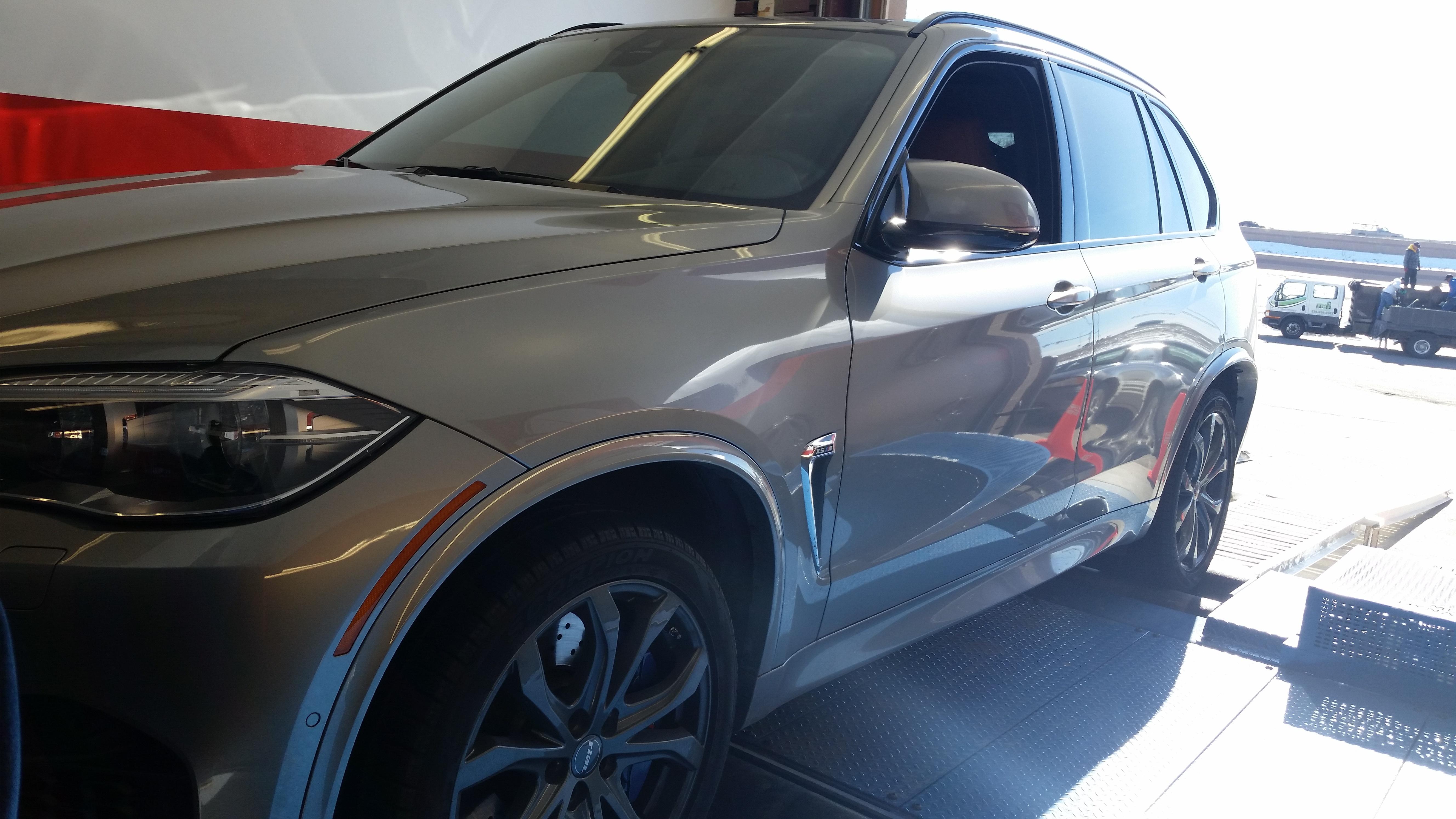 Dinan BMW dyno Colorado