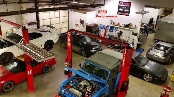 Longmont Performance Shop