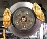 drift brake fabrication