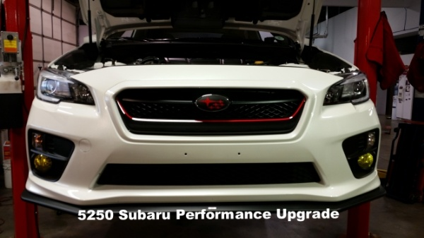 Subaru Performance Upgrades