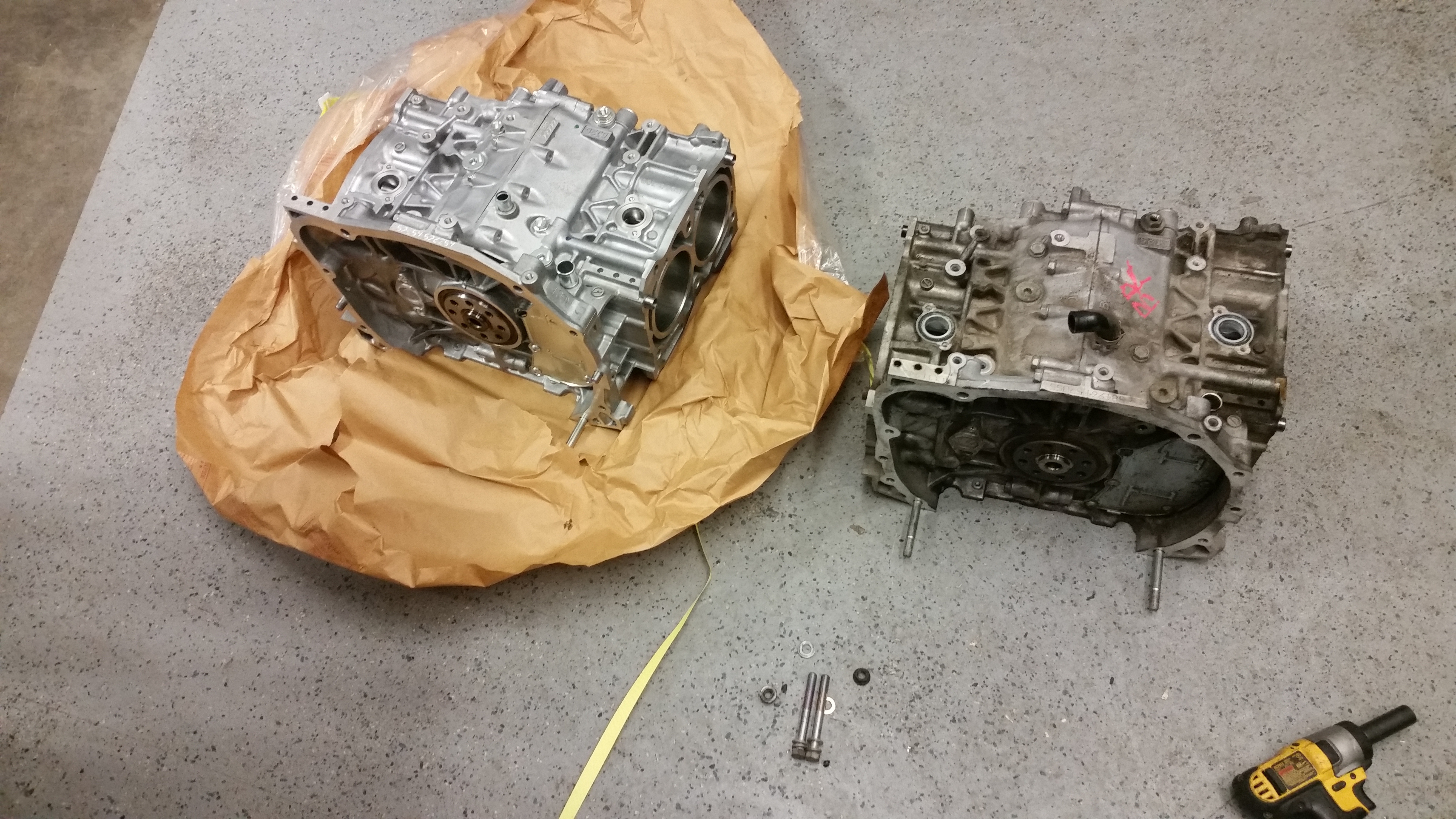 Subaru Engine Rebuilds